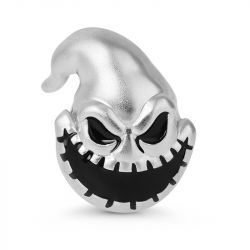 Horrible Monster Charm Bead 925 Sterling Silver