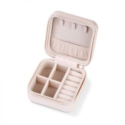 Jeulia Multi-function PU Jewelry Box